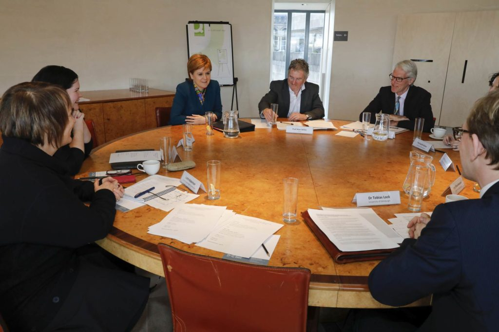 First Minister's Advisory Group on Human Rights Leadership